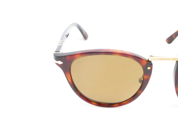 Persol PO 3108-S 24/57 Havana Polarized Sunglasses - Eye Heart Shades - Persol - Sunglasses - 4