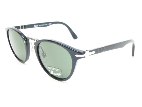 Persol PO 3108-S 95/31 Black Sunglasses - Eye Heart Shades - Persol - Sunglasses - 1