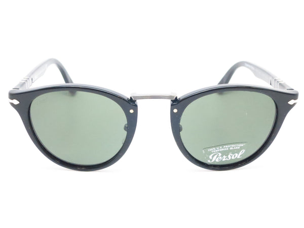 Persol PO 3108-S 95/31 Black Sunglasses - Eye Heart Shades - Persol - Sunglasses - 2