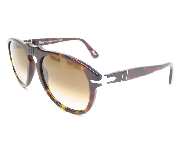 Persol PO 649-S 24/51 Havana Sunglasses - Eye Heart Shades - Persol - Sunglasses - 1