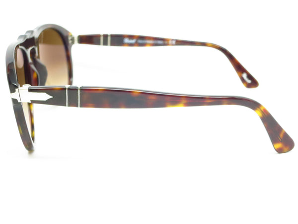 Persol PO 649-S 24/51 Havana Sunglasses - Eye Heart Shades - Persol - Sunglasses - 5