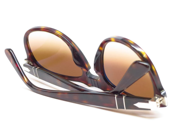 Persol PO 649-S 24/51 Havana Sunglasses - Eye Heart Shades - Persol - Sunglasses - 8