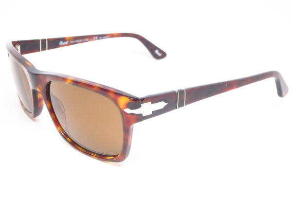 Persol PO 3037-S 24/57 Havana Polarized Sunglasses - Eye Heart Shades - Persol - Sunglasses - 1