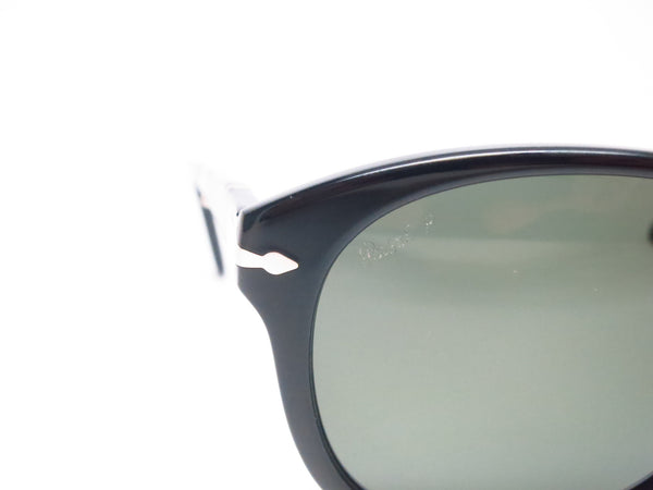 Persol PO 714-S 95/58 Black Polarized Folding Sunglasses - Eye Heart Shades - Persol - Sunglasses - 4