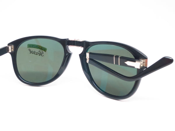 Persol PO 714-S 95/58 Black Polarized Folding Sunglasses - Eye Heart Shades - Persol - Sunglasses - 9