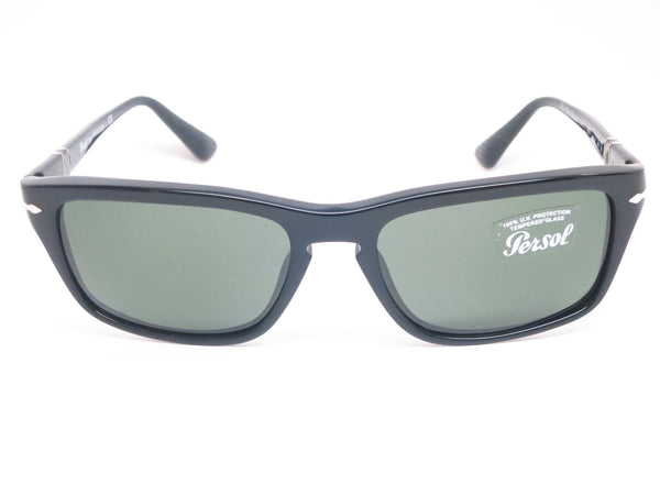 Persol PO 3074-S Film Noir Edition 95/31 Black Sunglasses - Eye Heart Shades - Persol - Sunglasses - 2