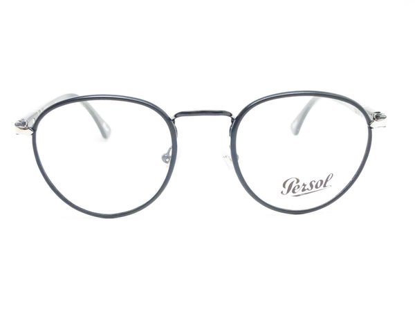 Persol PO 2410VJ 986 Shiny Black Eyeglasses - Eye Heart Shades - Persol - Eyeglasses - 2