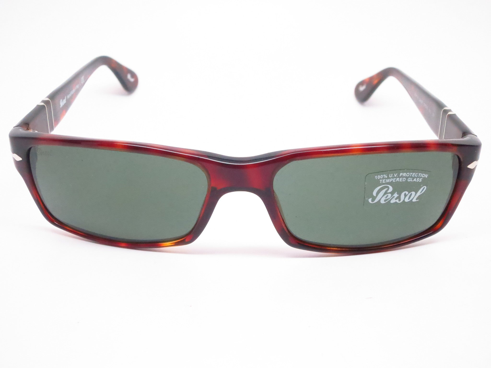 e865e689369 ... Persol PO 2747S 24 31 Havana Sunglasses - Eye Heart Shades - Persol -  Sunglasses ...