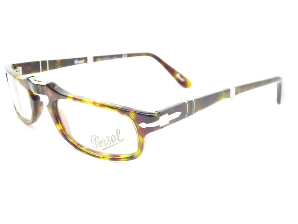 Persol PO 2886V 24 Havana Folding Eyeglasses - Eye Heart Shades - Persol - Eyeglasses - 1