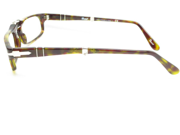 Persol PO 2886V 24 Havana Folding Eyeglasses - Eye Heart Shades - Persol - Eyeglasses - 5