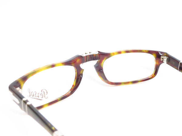 Persol PO 2886V 24 Havana Folding Eyeglasses - Eye Heart Shades - Persol - Eyeglasses - 6