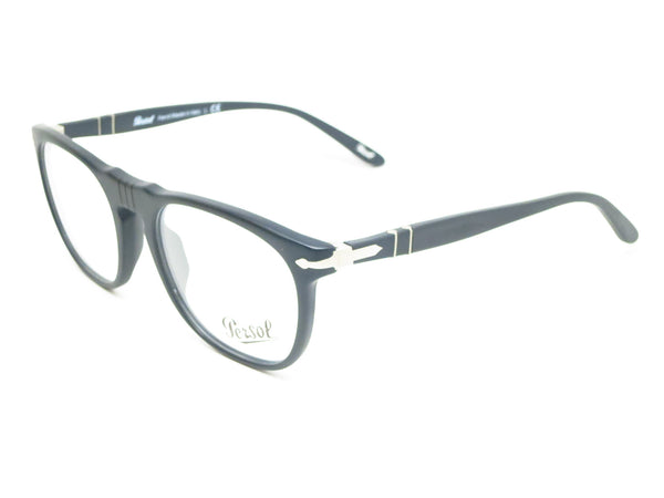 Persol PO 2996V 900 Matte Black Eyeglasses - Eye Heart Shades - Persol - Eyeglasses - 1