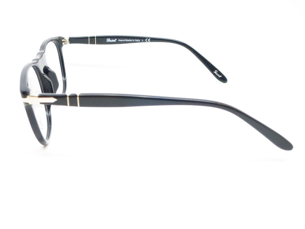 Persol PO 2996V 95 Shiny Black Eyeglasses - Eye Heart Shades - Persol - Eyeglasses - 5
