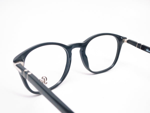 Persol PO 3007V 95 Shiny Black Eyeglasses - Eye Heart Shades - Eye Heart Shades -  - 6