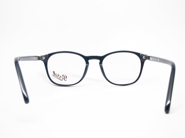 Persol PO 3007V 95 Shiny Black Eyeglasses - Eye Heart Shades - Eye Heart Shades -  - 7