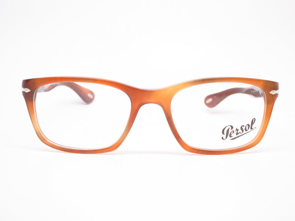 Persol PO 3012V 1018 Stripped Light Havana Eyeglasses