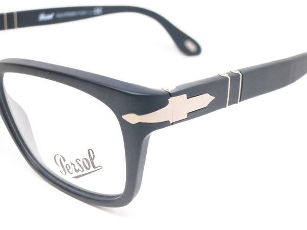 Persol PO 3012V 900 Matte Black Eyeglasses - Eye Heart Shades - Persol - Eyeglasses - 3