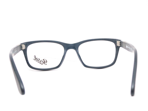 Persol PO 3012V 900 Matte Black Eyeglasses - Eye Heart Shades - Persol - Eyeglasses - 7