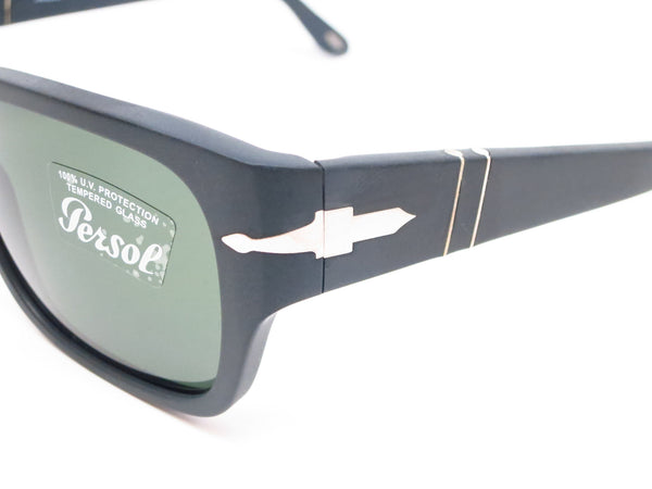 Persol PO 3021-S 900/31 Matte Black Sunglasses - Eye Heart Shades - Persol - Sunglasses - 3