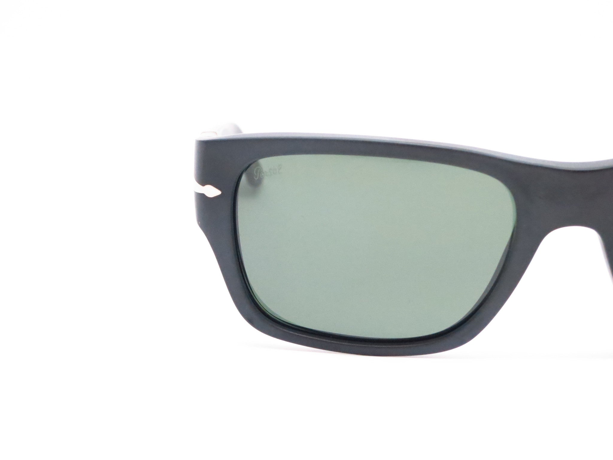 47a58bef2a ... Persol PO 3021-S 900 31 Matte Black Sunglasses - Eye Heart Shades ...