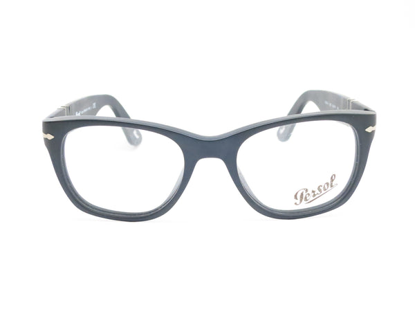 Persol PO 3039V 900 Matte Black Eyeglasses - Eye Heart Shades - Persol - Eyeglasses - 2