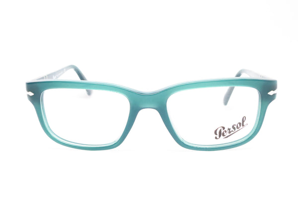 Persol PO 3073V 1001 Opal Dark Green Eyeglasses - Eye Heart Shades - Persol - Eyeglasses - 2