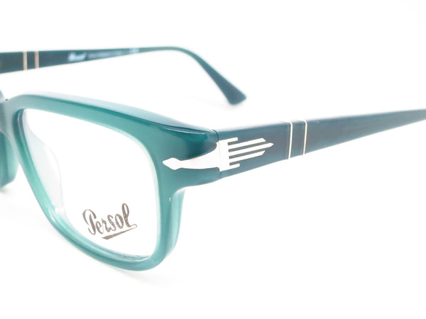 Persol PO 3073V 1001 Opal Dark Green Eyeglasses - Eye Heart Shades - Persol - Eyeglasses - 3