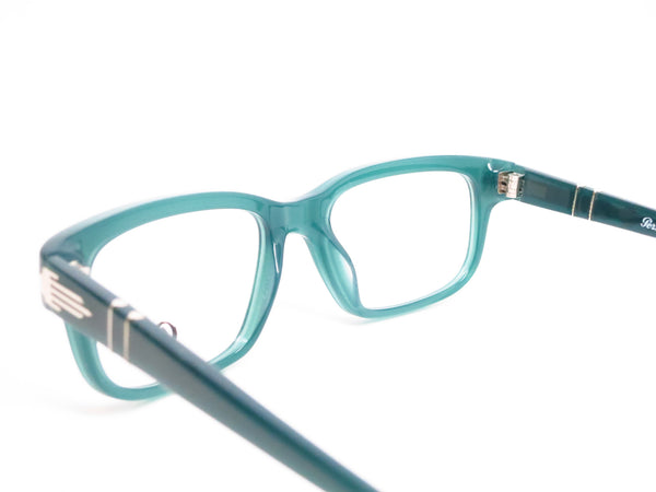 Persol PO 3073V 1001 Opal Dark Green Eyeglasses - Eye Heart Shades - Persol - Eyeglasses - 6