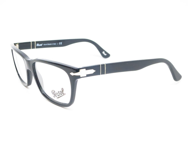 Persol PO 3078V 95 Black Eyeglasses - Eye Heart Shades - Persol - Eyeglasses - 1