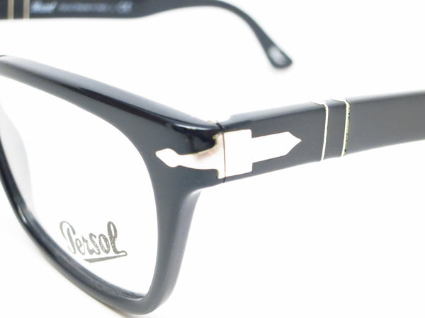 Persol PO 3078V 95 Black Eyeglasses - Eye Heart Shades - Persol - Eyeglasses - 3