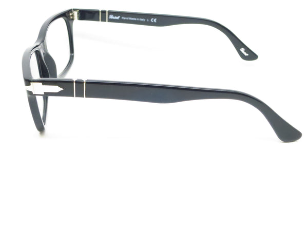 Persol PO 3078V 95 Black Eyeglasses - Eye Heart Shades - Persol - Eyeglasses - 5