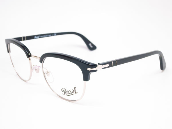 Persol PO 3105VM 95 Shiny Black Eyeglasses - Eye Heart Shades - Persol - Eyeglasses - 1