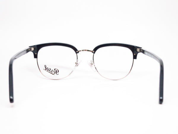 Persol PO 3105VM 95 Shiny Black Eyeglasses - Eye Heart Shades - Persol - Eyeglasses - 7