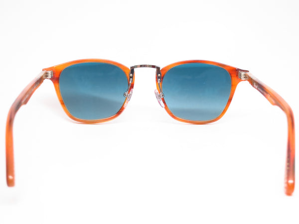 Persol PO 3110-S Typewriter Edition 960/S3 Striped Brown Polarized Sunglasses - Eye Heart Shades - Persol - Sunglasses - 10