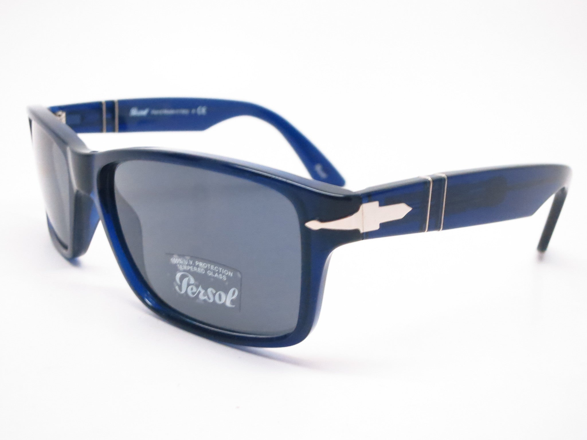 Persol PO 3154S 1047/R5 Blue Sunglasses - Eye Heart Shades - Persol -  Sunglasses ...