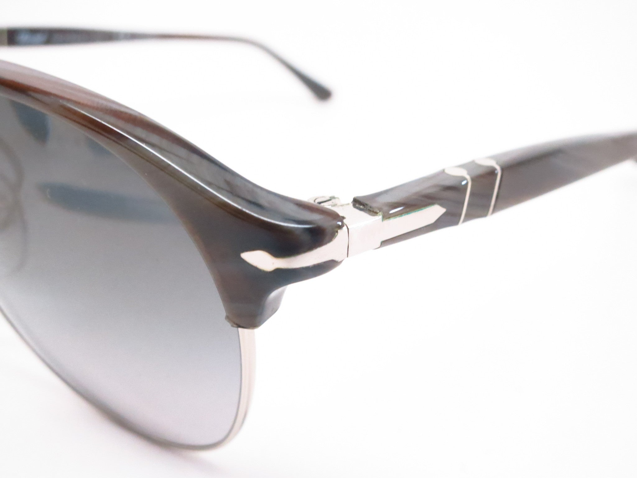 b7d25d9f97 ... Persol PO 8649S 1045 M3 Dark Horn Polarized Sunglasses - Eye Heart  Shades - Persol ...