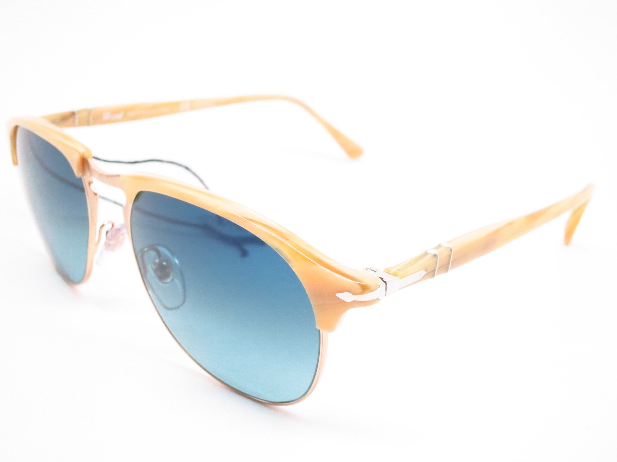 f30ac80317 Buy Authentic Persol PO 8649S 1046 S3 Light Horn Polarized ...