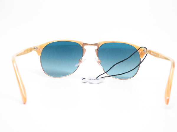 Persol PO 8649S 1046/S3 Light Horn Polarized Sunglasses