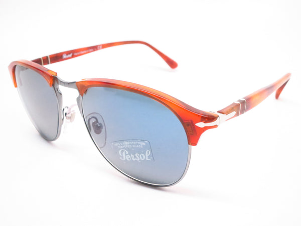 Persol PO 8649S 96/56 Terra Di Siena Sunglasses - Eye Heart Shades - Persol - Sunglasses - 1