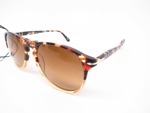 Persol PO 9649S 1024/M2 Ebano E Oro Polarized Sunglasses - Eye Heart Shades - Persol - Sunglasses - 1