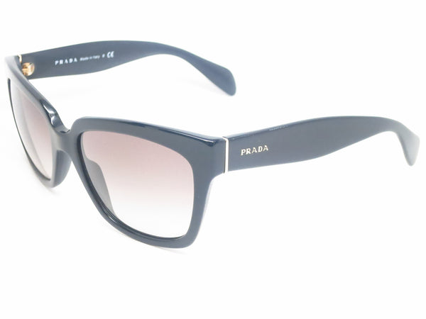 Prada SPR 07P 1AB-0A7 Black Sunglasses - Eye Heart Shades - Prada - Sunglasses - 1