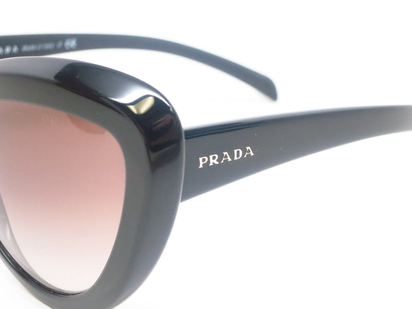 Prada SPR 08R 1AB-0A7 Black Sunglasses - Eye Heart Shades - Prada - Sunglasses - 3