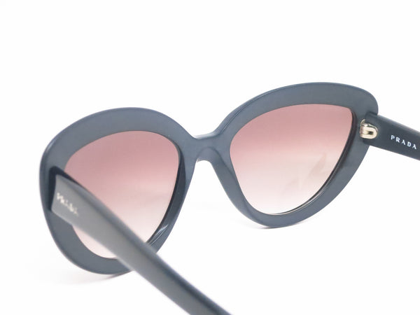 Prada SPR 08R 1AB-0A7 Black Sunglasses - Eye Heart Shades - Prada - Sunglasses - 8