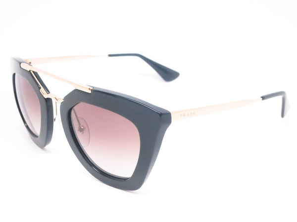 Prada SPR 09Q 1AB-0A7 Black Sunglasses - Eye Heart Shades - Prada - Sunglasses - 1