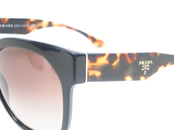 Prada SPR 10R 1AB-0A7 Black Sunglasses - Eye Heart Shades - Prada - Sunglasses - 3