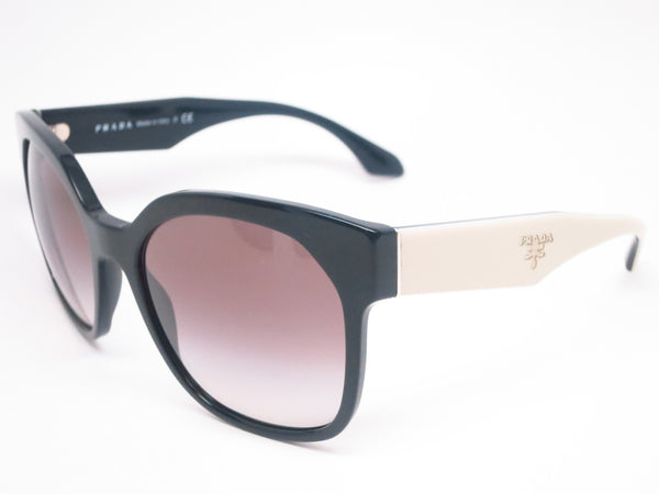 Prada SPR 10R TKF-0A7 Black Sunglasses - Eye Heart Shades - Prada - Sunglasses - 1