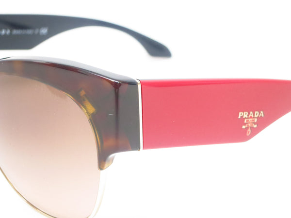 Prada SPR 11R 2AU-3D0 Havana Sunglasses - Eye Heart Shades - Prada - Sunglasses - 3