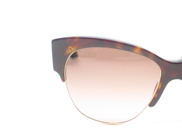 Prada SPR 11R 2AU-3D0 Havana Sunglasses - Eye Heart Shades - Prada - Sunglasses - 4