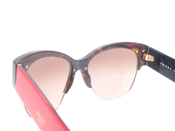 Prada SPR 11R 2AU-3D0 Havana Sunglasses - Eye Heart Shades - Prada - Sunglasses - 6