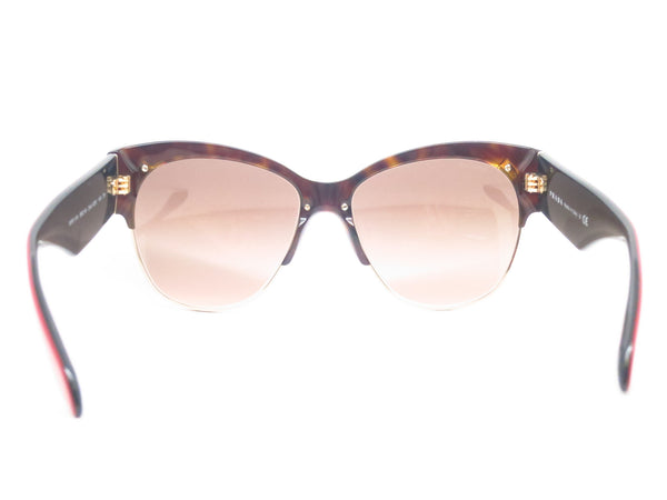 Prada SPR 11R 2AU-3D0 Havana Sunglasses - Eye Heart Shades - Prada - Sunglasses - 7